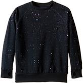 Munster Night Sky Sweatshirt (Toddler/Little Kids/Big Kids)
