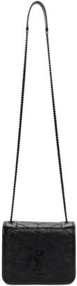 Saint Laurent Black Niki Chain Wallet Bag
