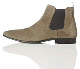 Amazon Brand - find. Men's Albany Formal Suede
