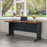 Bush BUSINESS FURNITURE SERIES A:72-inch DESK