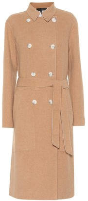 Rag & Bone Rach reversible wool-blend coat