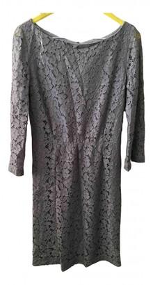 Benetton Grey Viscose Dresses