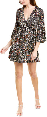 Saltwater Luxe Rambler Mini Dress