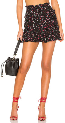 Lovers + Friends Nova Mini Skirt