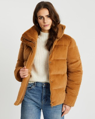 Unreal Fur Women's Parkas - No Limits Puffer Jacket - Size One Size, XL at The Iconic