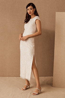 BHLDN Dresden Dress By in White Size 0