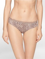 Calvin Klein Invisibles + Lace Thong