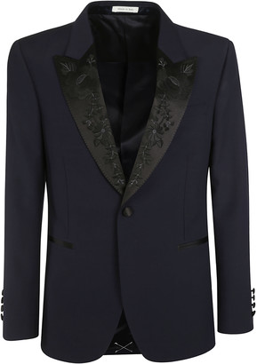 Alexander McQueen Single-button Blazer