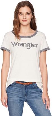 Wrangler Women's Short Sleeve Graphic T-Shirts