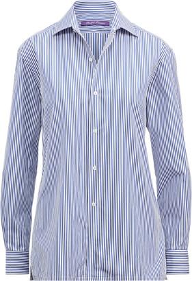 Ralph Lauren Capri Striped Cotton Shirt