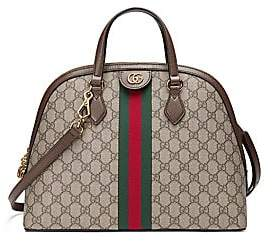 Gucci Women's Ophidia GG Medium Top Handle Bag