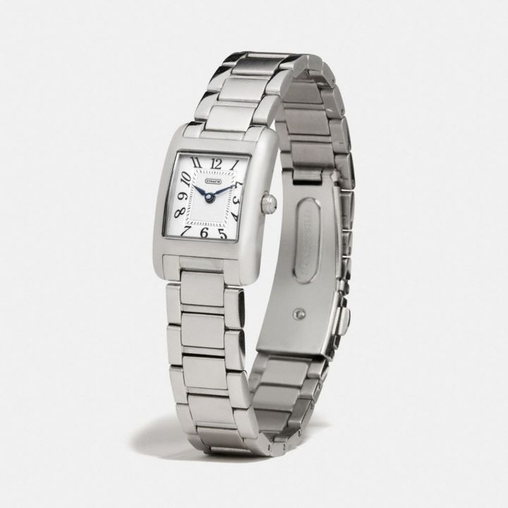 Coach Lexington Stainless Steel Mini Bracelet Watch