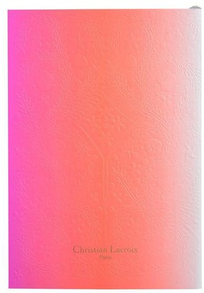 Christian Lacroix A6 Neon Ombre Notebook