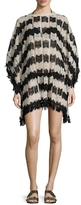 Melissa Odabash Skye Striped Cover-Up Tunic