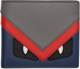 Fendi Multicolor bag Bugs Wallet