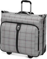 "London Fog Knightsbridge 44"" Rolling Garment Bag, Available in Brown and Grey Glen Plaid, Macy's Exclusive Colors"