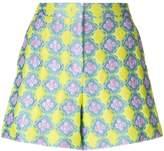 Emilio Pucci jacquard tailored shorts
