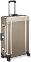 "Zero Halliburton Geo Aluminium 2.0 28"" 4-wheel spinner suitcase"