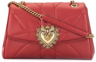 Dolce & Gabbana large Devotion shoulder bag