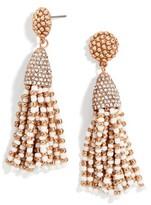 BaubleBar Women's Tassel Earrings