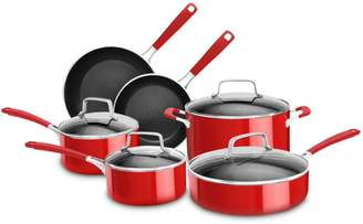 KitchenAid Stainless Steel 10-Piece Set