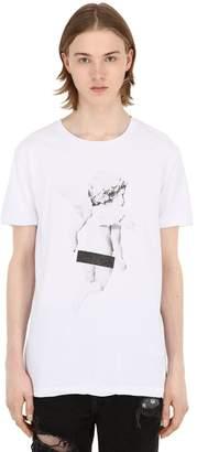 Ksubi Naughtyboy Printed Cotton Jersey T-shirt