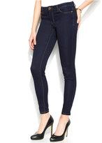 MICHAEL Michael Kors Dark Rinse Skinny Jeans