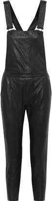 Muu Baa Muubaa Leather Overalls