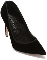 Alexander McQueen Women's Pointy Toe Pump