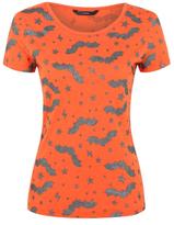 George Halloween Glittery Bat T-Shirt