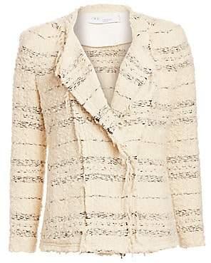 IRO Women's Nine Tweed Jacket