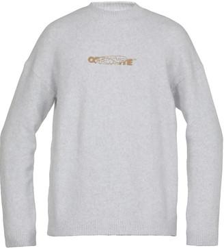 Off-White Barrel Worker Sweater