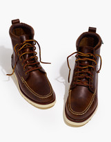 Madewell Eastland Sherman 1955 Boots
