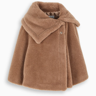 Max Mara Camel wool Esule cape