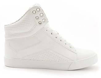 Pastry Pop Tart Grid Adult Dance Sneakers