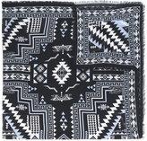 Roberto Cavalli ethnic print scarf - women - Modal - One Size