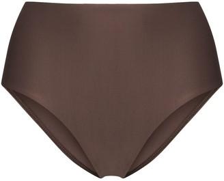 Matteau High Waist Bikini Bottoms