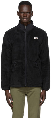 The North Face Black Campshire Zip-Up Jacket