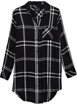 Rails Bianca Buttondown Shirtdress