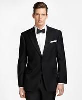 Brooks Brothers Regent Fit One-Button Peak Lapel Tuxedo