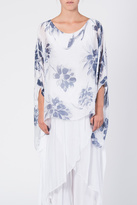 Catwalk Silk Floral Top