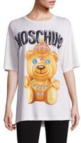 Moschino Relaxed Bear Tee