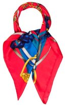 Hermes Grand Manege Scarf