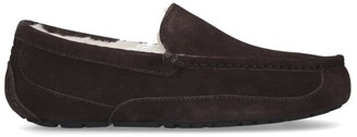 UGG Suede Ascot Slippers