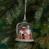 Bloomingdale's Glass Terrarium House Ornament - 100% Exclusive