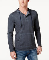 American Rag Men's Henley Sweatshirt, Only at Macy's