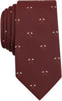 Bar III Men's Ax Conversational Slim Tie, Only at Macy's