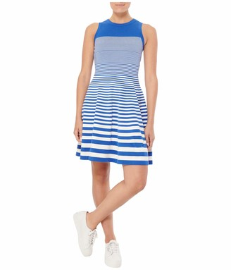 Milly Women's Fit and Flare Dress