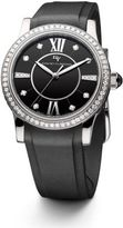 David Yurman Classic 34MM Stainless Steel Quartz Watch with Diamonds