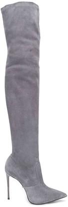 Le Silla Eva 120mm thigh-high boots